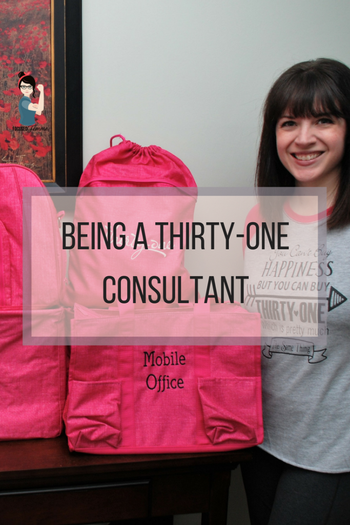 Being a Thirty-One Consultant