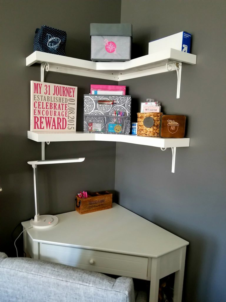 Creating a Small Home Office Space